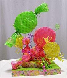 Candy Fun Centerpiece