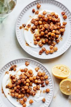 Crisped Chickpeas in Spicy Brown Butter Recipe - NYT Cooking Indian Food Recipes, Vegetarian Recipes, Cooking Recipes, Ethnic Recipes, Most Popular Recipes, Favorite Recipes, Butter Recipe, Brown Butter, Plant Based Recipes