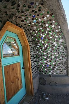 Phoenix West Entry by Earthship Kirsten, via Flickr
