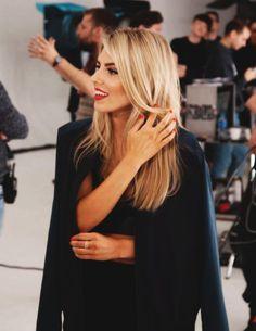 Beautiful blonde.