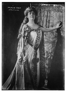 Maud Fay a Gurrune (LOC) | Flickr - Photo Sharing!