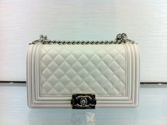 Chanel Boy Bag - quilted
