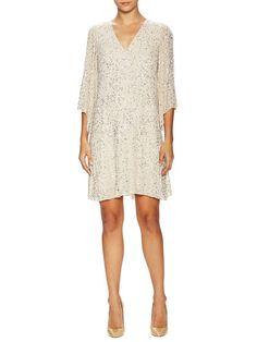 Shary Embellished Kaftan Shift Dress by Alice   Olivia at Gilt