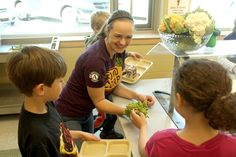 Beyond farm-to-table meals: Bringing fresh food to Michigan's schools
