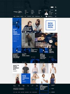 Be inspired by these modern web designs in order to keep your current and potential customers wanting for more. #webdesign #web #design #designers #amazing #inspiring #inspirational #inspiration #marketing #advertising #pinterestfeed