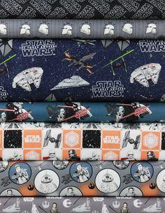 Fabricworm Giveaway: Star Wars: Force Awakens Black