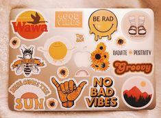 Vsco - sophiehutch aesthetic stickers, stickers on laptop, mac laptop stickers, macbooks, Mac Laptop Stickers, Cute Stickers, Red Bubble Stickers, Vsco, Coque Macbook, Macbook Laptop, Macbook Decal, Made Design, Image Tumblr