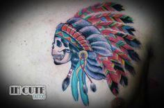 Índio At In Cute Estúdio de Tatuagem. Rua Cardeal Arcoverde, 1905 11 3031-2531