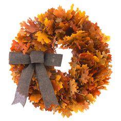 Found it at Wayfair - Harvest Sunrise Wreath II
