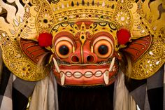 Dancing with Demons in Bali