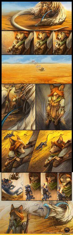 Фурри волки комикс фото 4-540