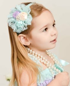 10 mixed  Hair band head new top baby hair band girls' large flower crochet hair bow clip baby headband kid flowers -in Hair Accessories from Apparel & Accessories on Aliexpress.com