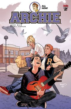 Archie Comics August 2015 Covers and Solicitations - Comic Vine