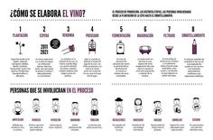 The different stages and people involved in winemaking Wine Education, Wine Deals, Wine Design, Shipping Wine, Wine Storage, Wine And Spirits, Wine Making, Wine Recipes, Words