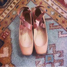 Favorite Jessica Simpson Mandalaye Flats <3