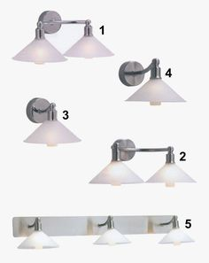 Svitidla: Koupelnové svítidlo Rosa - lustry, lampy, lampičky, světla a prodej osvětlení