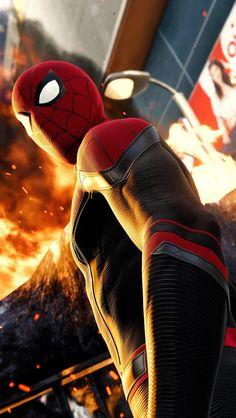 it awesome Marvel Comics Superheroes, Marvel Art, Marvel Characters, Marvel Movies, Spiderman Pictures, Spiderman Art, Amazing Spiderman, Hero Marvel, Marvel Avengers