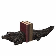 MidwestCBK Alligator Bookend Pair * Read more reviews of the product by visiting the link on the image.