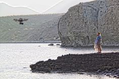 Filming in La Isleta (Cabo De Gata) -RODANDO (3ª TOMA) de Lola Diaz Somodevilla