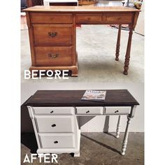 Custom furniture pieces, upcycling and vintage home accessories located in Oakland, CA. Refinished Desk, Refurbished Furniture, Repurposed Furniture, Basement Furniture, Diy Furniture Projects, Furniture Makeover, Furniture Stores, Blue Painted Furniture, Painted Desks