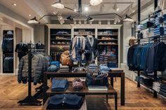 Hackett store interiors - Google Search