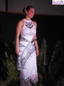 SUGA Latafale Auva'a to represent Samoa at Miss World