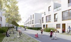 1. Preis: © foundation 5+ landschaftsarchitekten und netzwerkarchitekten - Visualisierung: luxfeld, darmstadt