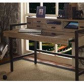 Found it at Wayfair - Blair Smart Top Desk with Top Pull Out