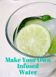 How to Make Homemade Fruit and Herb Infused Water