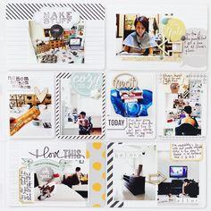 Project Life 2014 Week 2 by Leena Loh