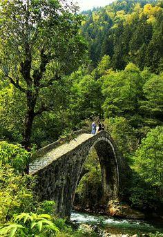 Yeşilin binbir tonu Karadeniz!! Peaceful Places, Wonderful Places, Beautiful Places, Visit Turkey, Turkey Photos, Destinations, Natural Scenery, Turkey Travel, Places Around The World