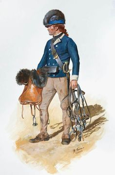 Nelson's Virginia Corps of State Cavalry, 1780-1781