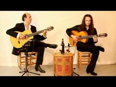 "Mariano Martin and Amir John Haddad played this ""Alegrías"" in may 2011, during a recording session for the website of Mundo Flamenco. Mariano plays a Francisco Barba Caviuna guitar with top of spruce and Amir plays a Manuel Reyes Cypress guitar with top of spruce from 1978"