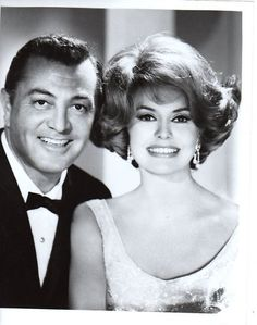 Tony Martin & Cyd Charisse, husband and wife, married in 1948 till her death in 2008.  Tony ne Alvin Morris, San Francisco CA, (1913-2012) natural causes. Actor and singer.  Cyd ne Tula Ellice Finklea, Amarillo TX, (1922-2008) natural causes, Actress and dancer.