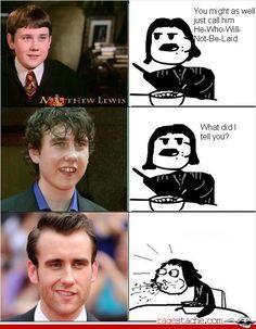 TEAM HARR-I mean...Neville!