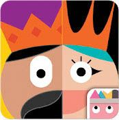 Thinkrolls Kings & Queens v APK (Full) Games Puzzle Ipod Touch, Activity Games, Activities, Dragons, Kings & Queens, Hard Puzzles, Queen V, Ipad, Mobile Application