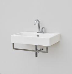Block lavabo sospeso/appoggio
