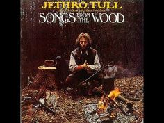 "JETHRO TULL:  ""SONGS FROM THE WOOD"" - (FULL ALBUM REMASTERED)  2/11/1977."