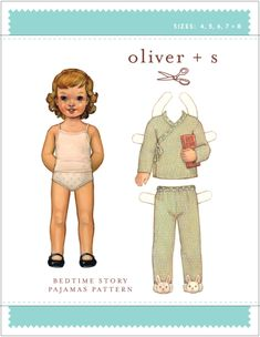 As many of you know, I design all the visuals and graphics for Oliver + S , a company my good f...