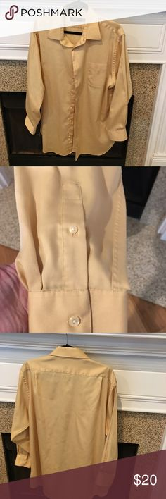 NWOT George Classic Fit Easy Care Wrinkle Resistant Flat Front Free Shipping