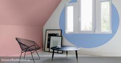 Bereit für einen neuen Look? Frisch gestrichene Wände sind für jedes Zimmer eine Frischzellenkur! Schon mit wenig Aufwand lassen sich überraschende Ergebnisse erzielen. Lass dich inspirieren!