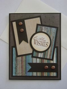 Rustic Birthday by hejanderson - Cards and Paper Crafts at Splitcoaststampers
