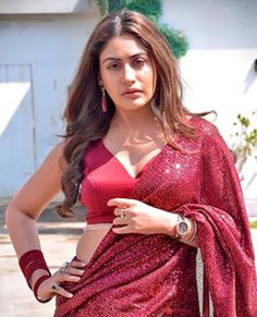 Beautiful Girl Indian, Beautiful Saree, Surbhi Chandna, Saree Photoshoot, Cute Girl Face, Beauty Full Girl, Beauty Women, Indian Beauty Saree, Indian Girls