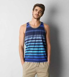 AEO Patterned Tank - Buy One Get One 50% Off