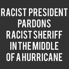 And Obama pardoned a bunch of Gitmo prisoners who more than likely went back to their country to continue being terrorists and plotting to attack our country. Yeah, that's so much better than what Donald Trump did.