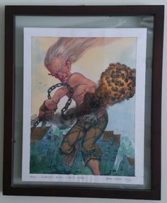 Magic Art of the Day - Countryside Crusher by Brian Snoddy - Check out the owner's gallery: