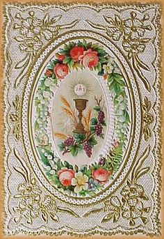 Sweet Sacrament Divine,  Hid in Thine earthly home Lo! 'round Thy lowly shrine, With suppliant hearts we come Dear Lord, to Thee our voice w...