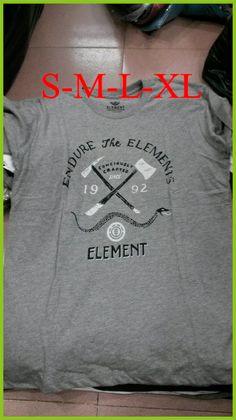 2014 men brand fashion High quality 88 styles   gray/white/purple t shirts  100% cotton skateboard tops  element T Shirts $14.60