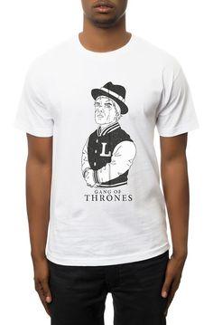 GOT Tyrion T-Shirt (White)