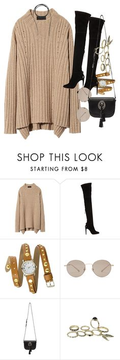 """""""Untitled #4170"""" by olivia-mr ❤ liked on Polyvore featuring Aquazzura, Mossimo Supply Co., Gucci, Yves Saint Laurent and Bølo"""
